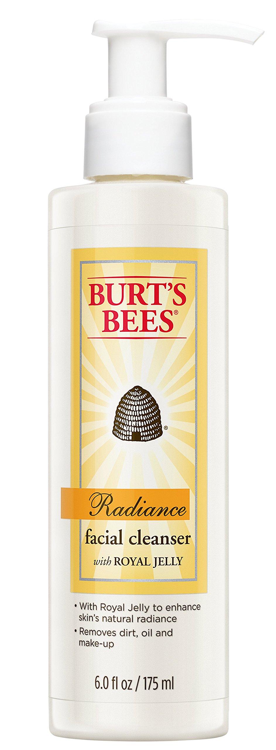 Burt's Bees Radiance Facial Cleanser, 6 Ounces