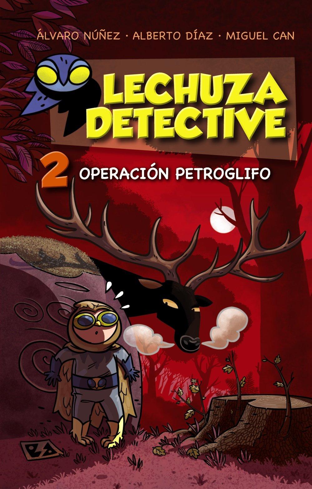 Lechuza Detective 2: Operación Petroglifo PDF