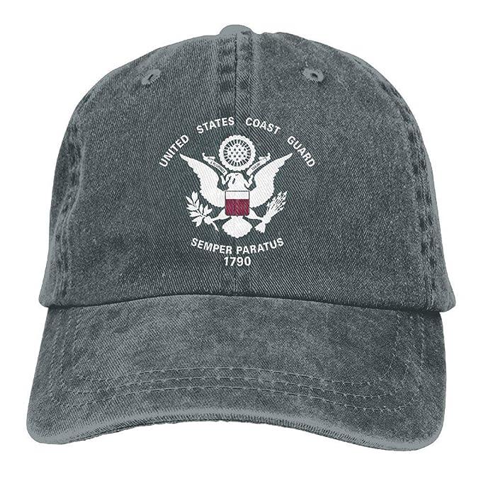 remmber me Guardacostas de los Estados Unidos 1790 Denim Dad Cap ...