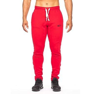 Freizeithose Lang Sweatpants Hosen Jogger Pants SMILODOX Herren Jogginghose Coovveer Trainingshose f/ür Sport Fitness Gym Training /& Freizeit Sporthose