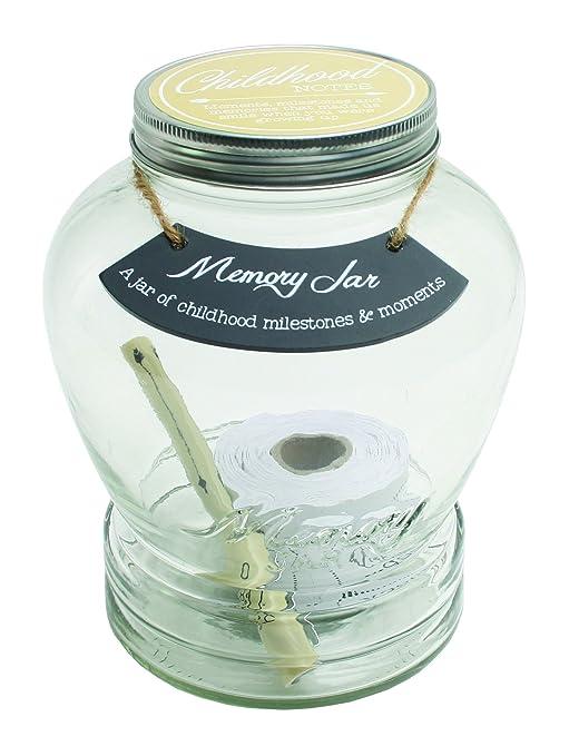 amazon com top shelf childhood memory jar unique keepsakes for
