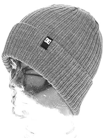 3139c171c25 DC Shoes Fish And Destroy Men s Beanie heather grey Size One size ...