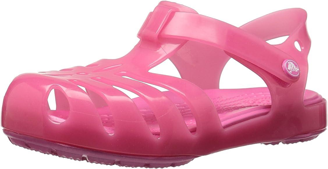 Crocs Girls' Isabella Sandal Preschool