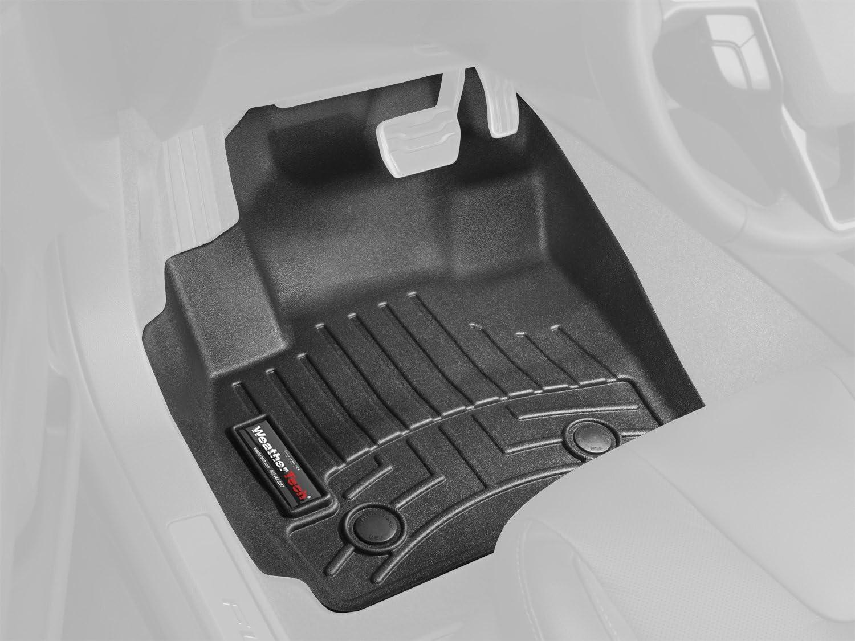 Black Front FloorLiner 444991 WeatherTech