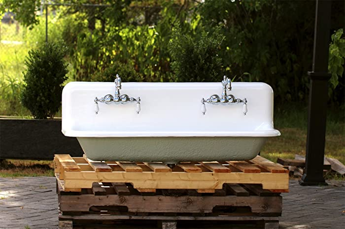 ... Large Size of Sink:trough Style Bathroom Sink Sinks For Farmhouse School  Basin Trough Style ...