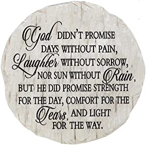 Jozie B I Said a Prayer for You Today Resin Plaque with Easel