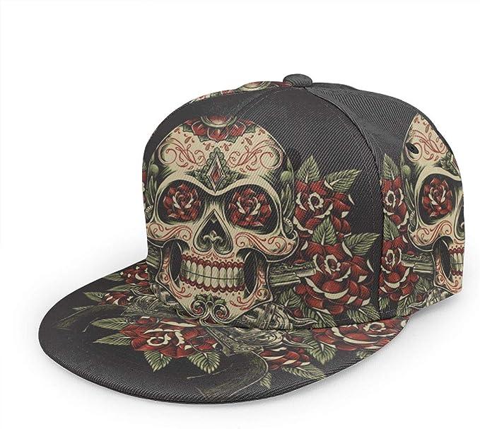 Acheter casquette tete de mort online 12