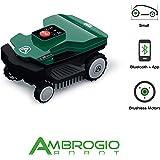 Ambrogio Robot AM015D0F9Z Rasaerba Zucchetti Ambrogio L15 Deluxe, 600 mq
