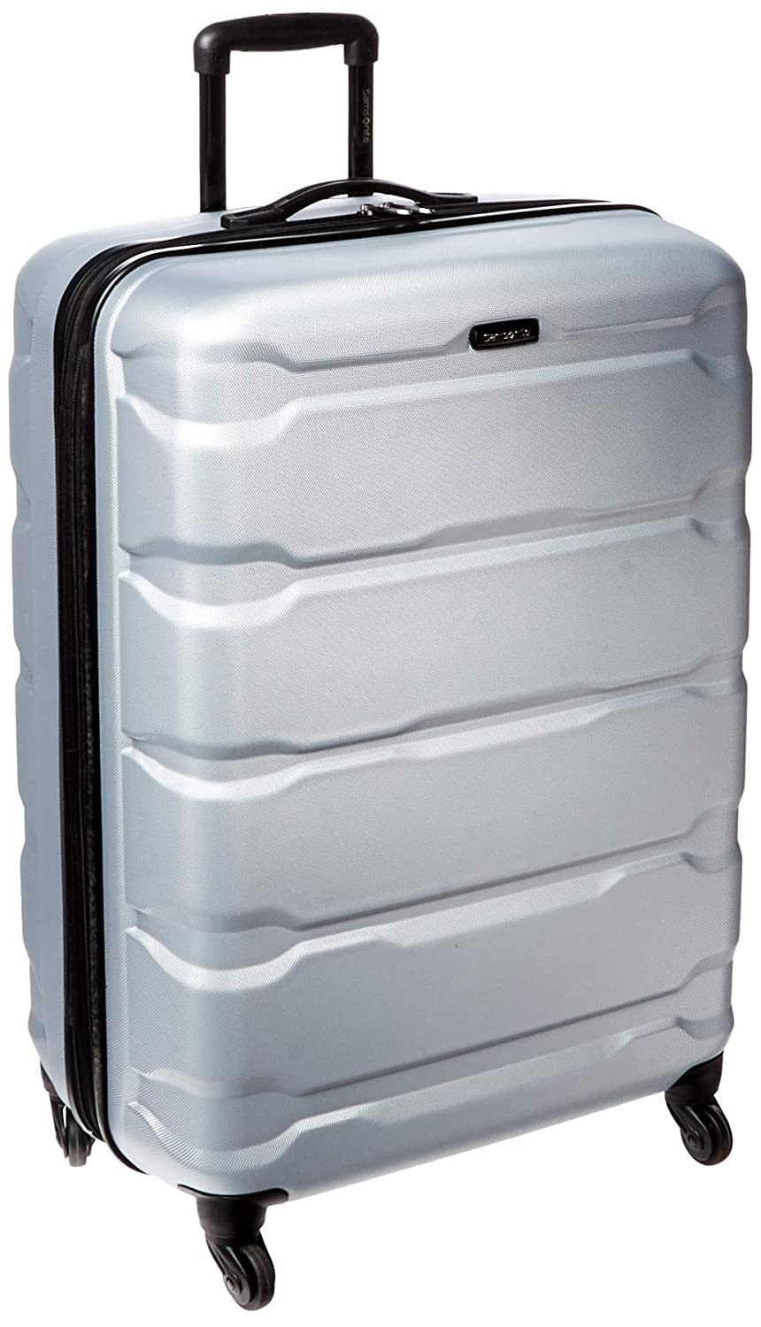 05fb73d55 Samsonite Omni Pc Hardside Spinner 28, Silver: Amazon.ca: Luggage & Bags