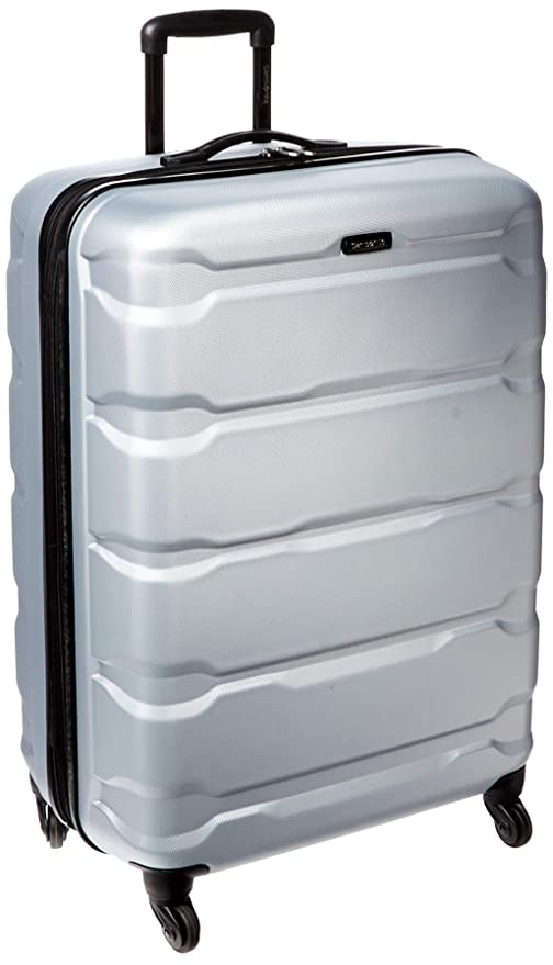 095dbced5 Samsonite Omni Pc Hardside Spinner 28, Silver: Amazon.ca: Luggage & Bags