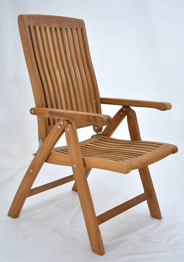 Amazon.com: WholesaleTeakFurniture Grade-A Teak Wood Marley ...