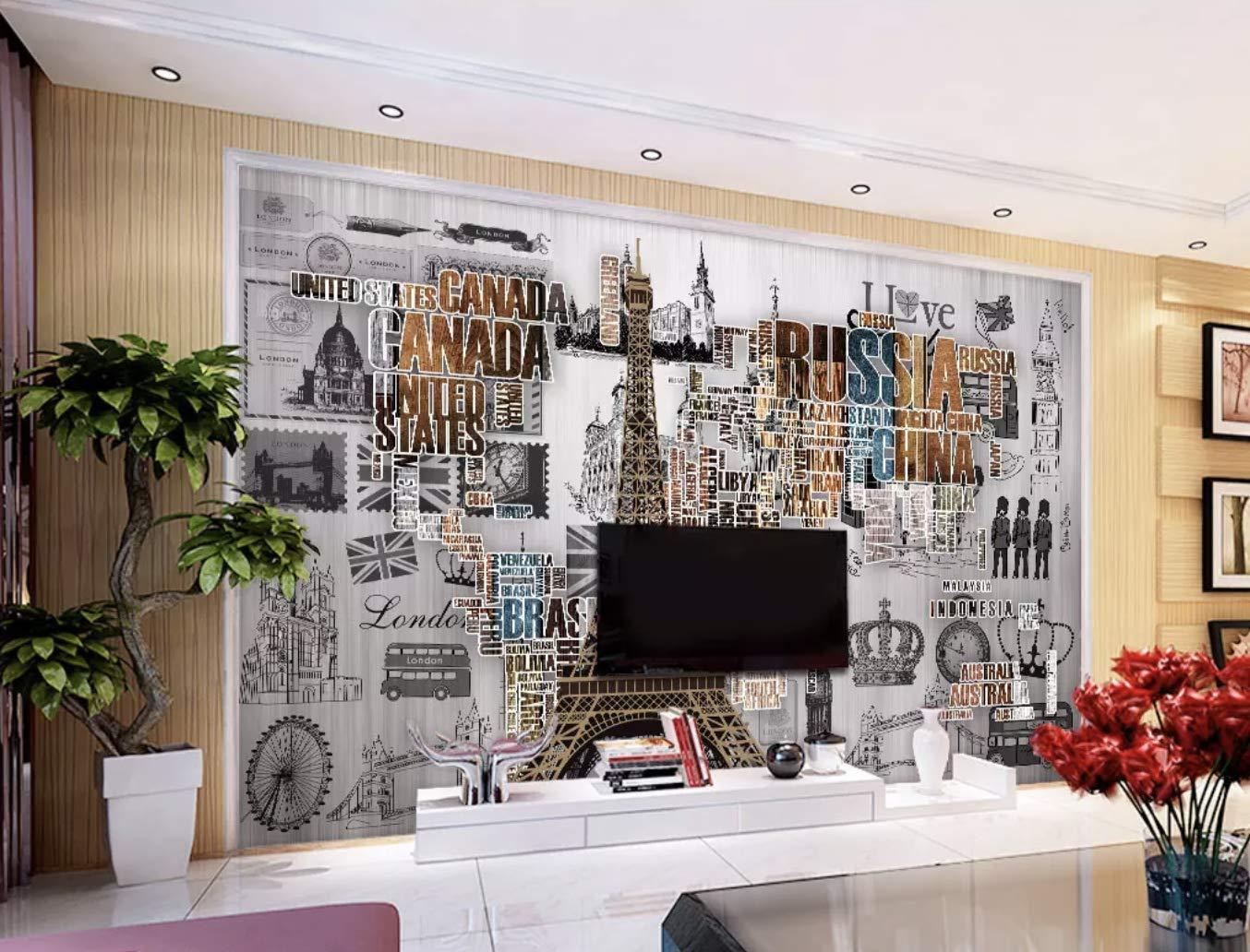 Amazon.com: Murwall City Wallpaper ...