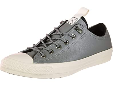 3c8bbd50e4a28 Amazon.com | Converse Womens All Star Ox Leather Low Top Lace Up ...