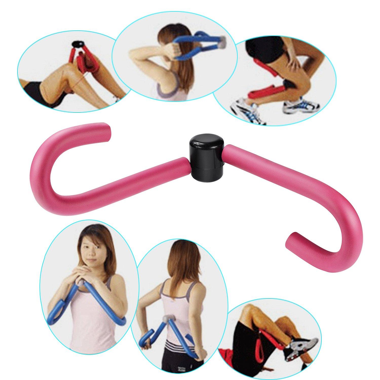 KUWAN Master Oberschenkel Trainingsger/ät Thighmaster Fitness Workout Thighmaster Trainingsger/ät Home Gym Sport Toner Oberschenkel Master