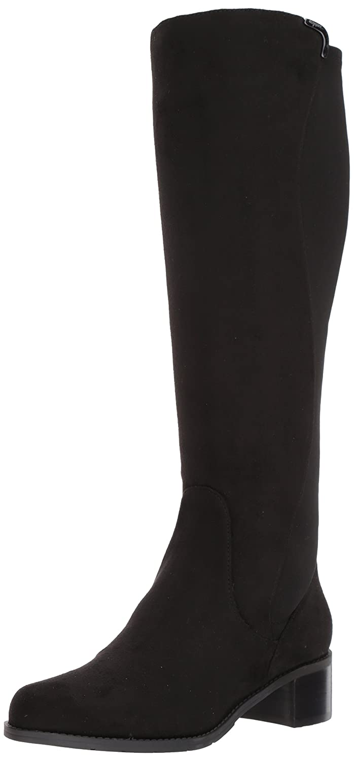 Easy Spirit Women's Niah Fashion Boot B074ML68T2 10 W US|Black