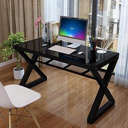 AGECC Mesa De Computadora Combinada, Mesa Tipo Escritorio De Casa ...