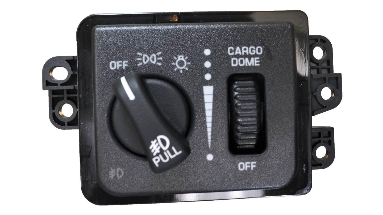 Headlight Switch PT Auto Warehouse HLS-3852 with Fog Lights