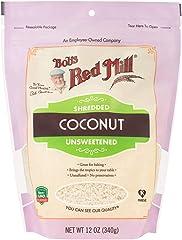 Bob's Red Mill, Shredded Coconut, 12 oz