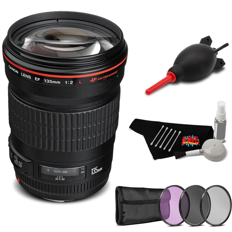 Canon Kit 135mm f/2L EF 100 B07FM5PC7D mm f/2 USMレンズアクセサリーバンドル国際モデル B07FM5PC7D Base Kit 135mm f/2L 135mm f/2L Base Kit, シューズストア アビック:8e179739 --- ijpba.info
