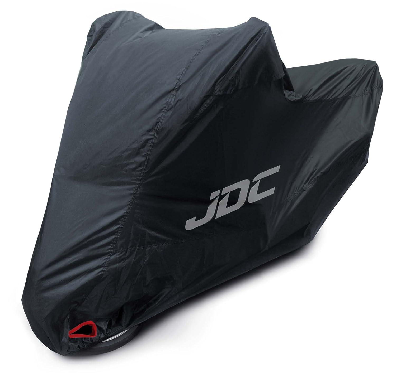 JDC Funda Moto % Impermeable ULTIMATE HEAVY DUTY Resistente Forro Suave Paneles