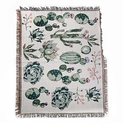 Amazon Com Answet Luxury Handicrafts Cactutapestry Jacquard Yarn