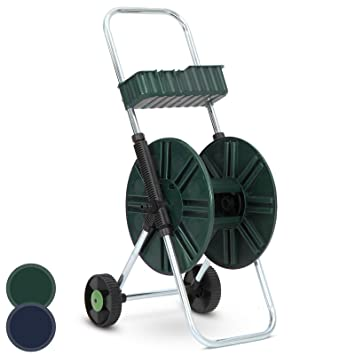Garten Schlauchwagen Gartenschlauch Wagen Schlauchalter Trommel Schlauchtrommel