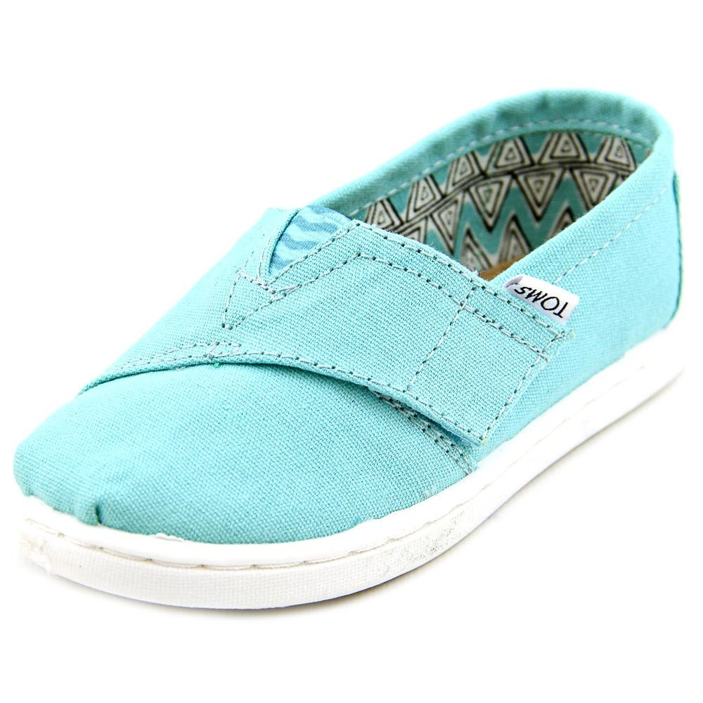 Toms Classic Toddler US 10 Blue Loafer