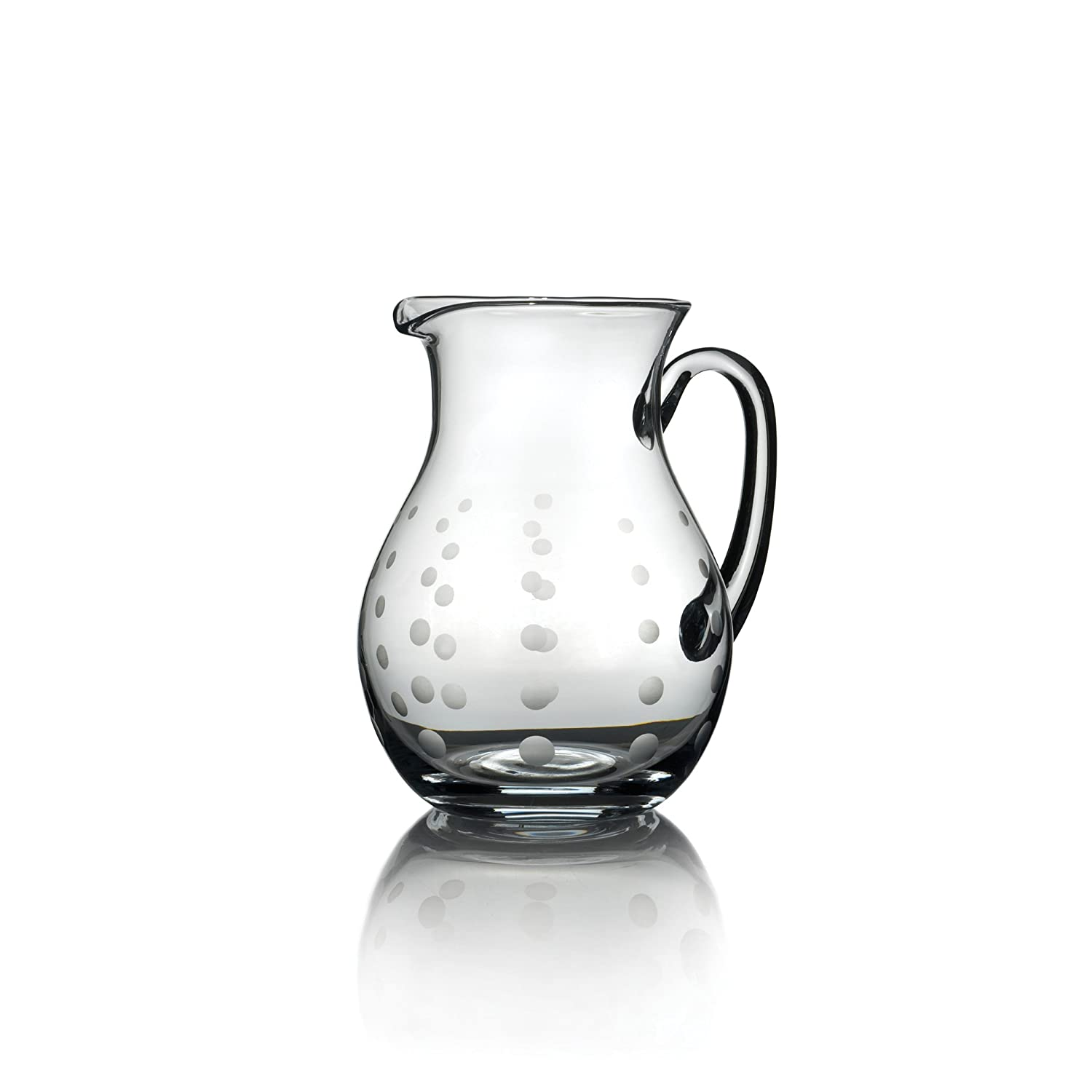 Mikasa Cheers Glass Beverage Pitcher, 3.25-Quart 5065536