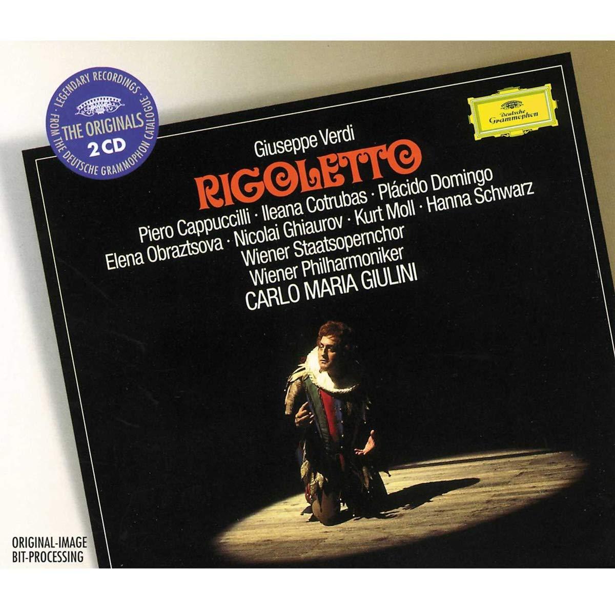 Rigoletto (Carlo Mº Giulini)