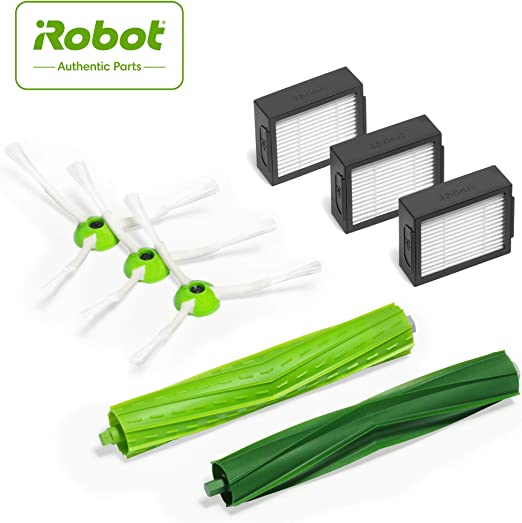iRobot Authentic Replacement Parts 3 High Replenishment Kit Roomba i7 and i7