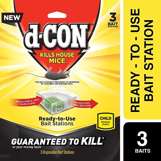 D-Con Mouse Poison