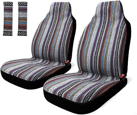 Amazon.com: Set de 4 fundas Copap para los asientos ...