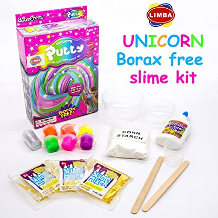 LIMBA Unicorn Slime Kit