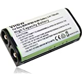 Batterie NI-MH 700mAh 2.4V pour SONY remplace BP-HP550-11