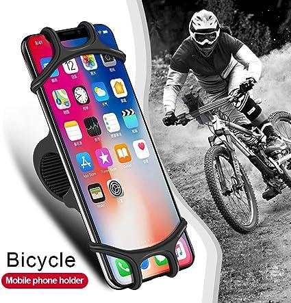 Bicycle Bike Mount Handlebar Phone Holder Grip 360° HUAWEI P9