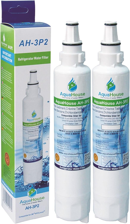 2x ah-3p2 compatibile per l/'acqua LINCAT Caldaia Adatta 3m ap2-c401-sg Filtro acqua