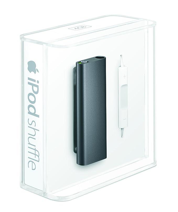 Amazoncom Apple iPod shuffle 4 GB Black 3rd Generation