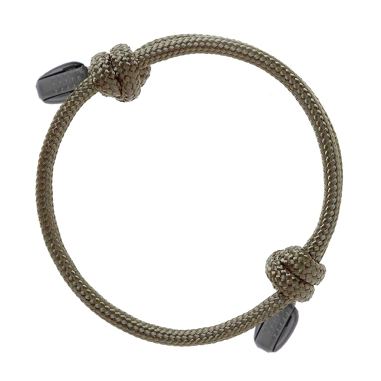 RIMAD Stylish Nautical Rope Paracord Nylon Unisex Bracelet 20 СOLORS!