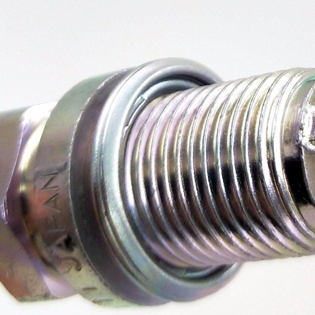 4pcs 12120037607 Spark Plug metal del automóvil de reemplazo de coches bujía de encendido para vehículos BMW: Amazon.es: Bebé