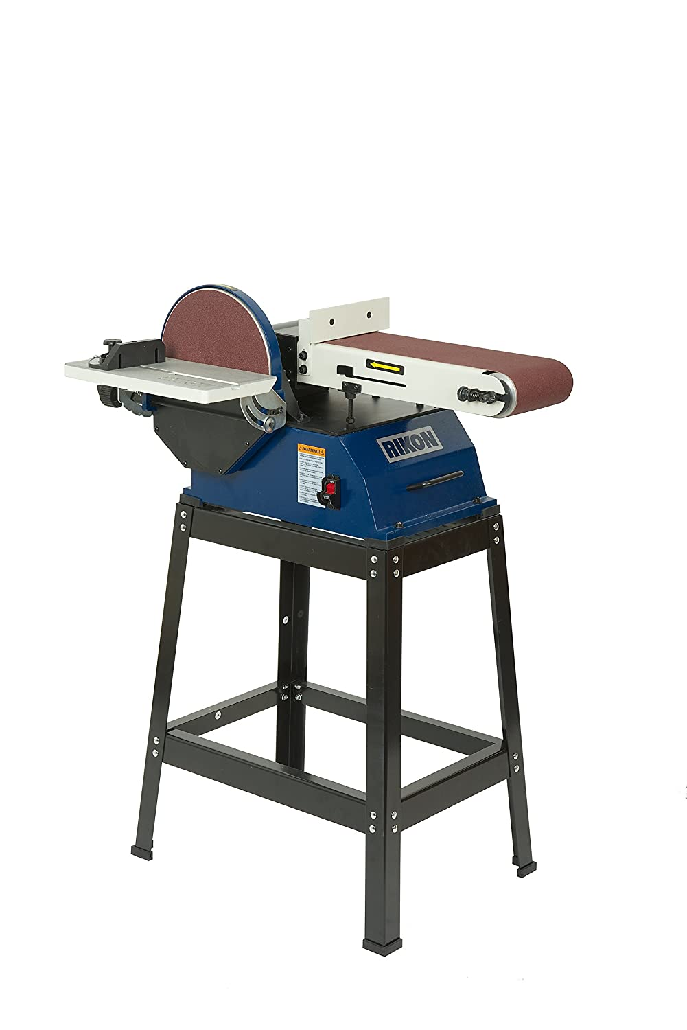 Rikon 50-122 Disc & Belt Sanders product image 1