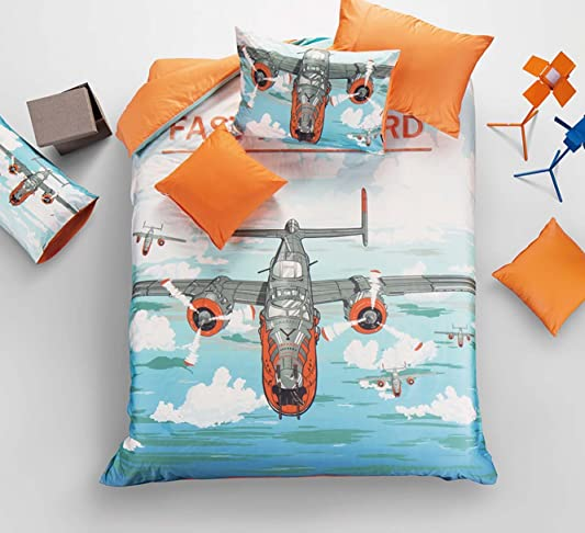 Airplane duvet Set