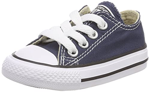 b71a61797 Converse All Star OX 7J237 - Zapatillas de tela para Niños  Amazon.es   Zapatos y complementos