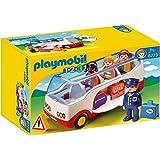 PLAYMOBIL® 1.2.3 Airport Shuttle Bus