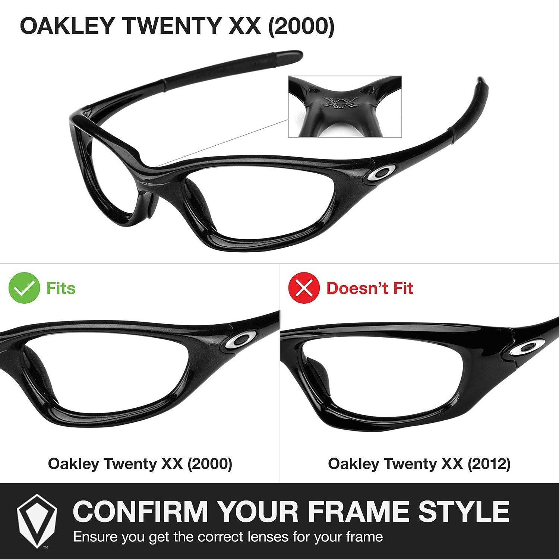oakley twenty