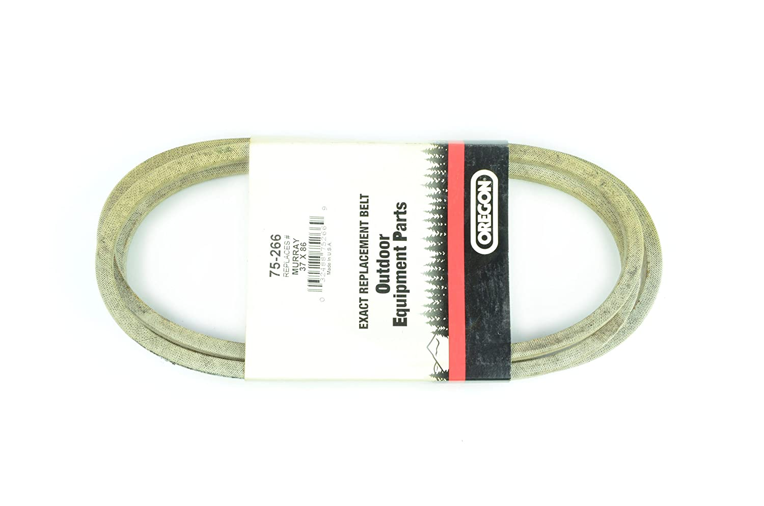 Oregon 75-266 Blade Drive Belt Replacement for Murray 37x86, 037x86MA, 710193