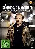 Kommissar Marthaler - Teil 1-3 [3 DVDs]
