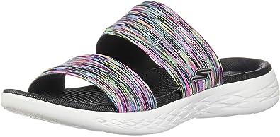 Skechers Women's On The go 600 Bedazzling Slide Sandal