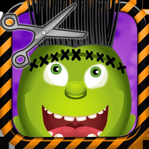Monster Halloween Hair
