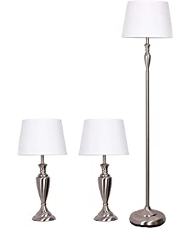 elegant designs lc1015 bst three pack lamp set 2 table lamps 1