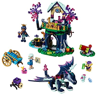 LEGO Elves Rosalyn's Healing Hideout 41187 Building Kit (460 Piece): Toys & Games